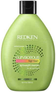 Redken Curvaceaous Shampoo High Foam 300 ml