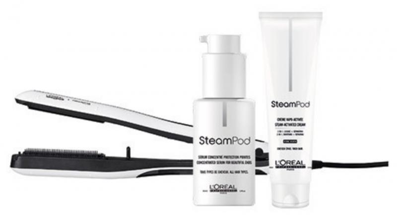 L'Oréal Professionnel Steampod 3.0 Set für feines Haar