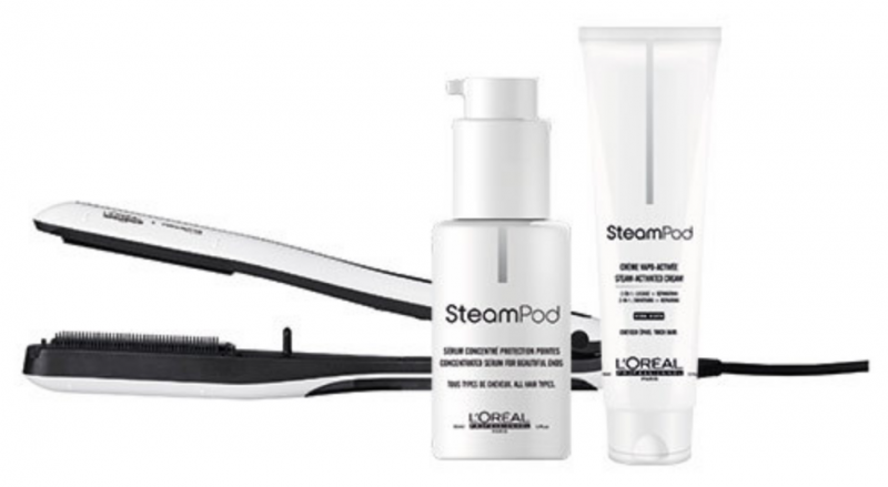 L'Oréal Professionnel Steampod 3.0 Set für kräftiges Haar