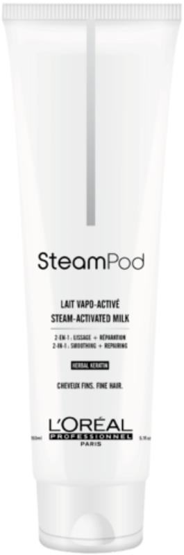 L'Oréal Professionnel Steampod Cream - feines Haar 150 ml