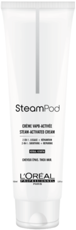 L'Oréal Professionnel Steampod Cream - kräftiges Haar 150 ml