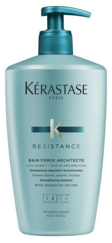 Kérastase Resistance Bain Force Architecte 500 ml
